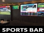 Sports Bar TV Screens